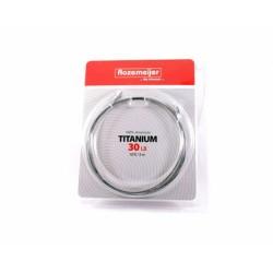 Roz. USA Titanium 30lb 10ft/3m