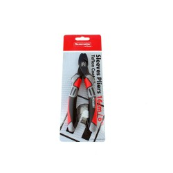 ROZ. SLEEVES/CRIMPING PLIERS 2 SIZES 16CM