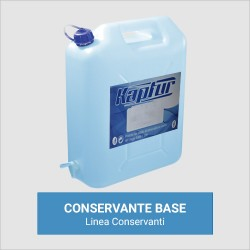CONSERVANTE BASE 5LT