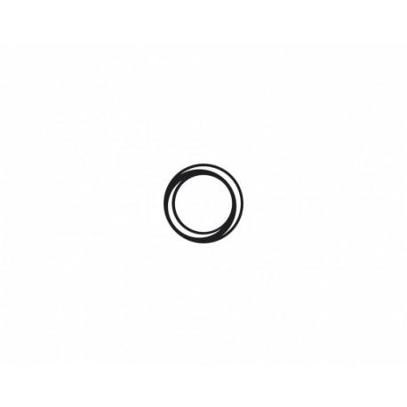 Round Rings 4MM 15PCS