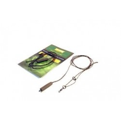 SILK RAY HIT & RUN CHOD LEADER 90CM WEED 2pcs