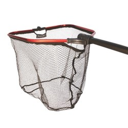 Roz. Folding Trap Rubber net tele handle
