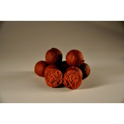 BOILIES SOLUBILE STRAWBERRY & SQUID + BLACK PEPPER 14MM 1KG
