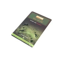 PB25060 - CHOD RIG SHORT SIZE 4 2PCS