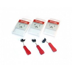 Roz. Multipurpose Stoppers L 9pcs